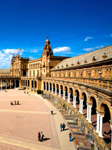 Private Minibus Excursions and Trips to Seville, Spain
